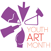 Texas Art Education Association - Events and Programs : Youth Art Month